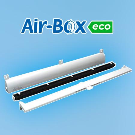 Air- Box langų vožtuvas