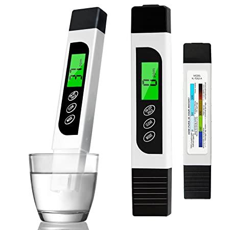 TDS skaitmeniniai vandens kokybės  matuokliai