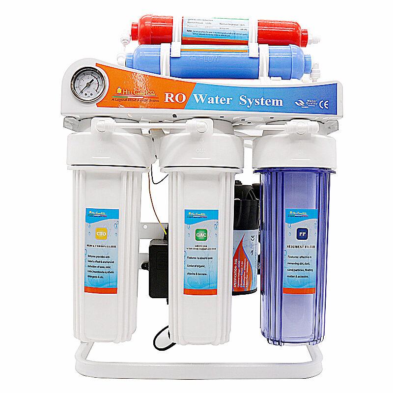 Vandens filtras RO-6 su stovu
