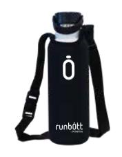 """""""Runbott"""" gertuvės kuprinė iš neopreno"""