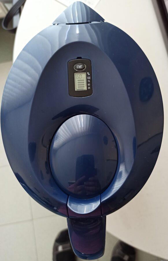 Keičiama filtro- ąsočio kasetė