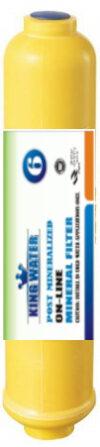 RO mineralization cartridge.