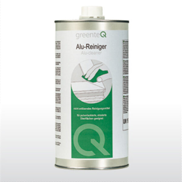 ALU cleaner with antistatic 20