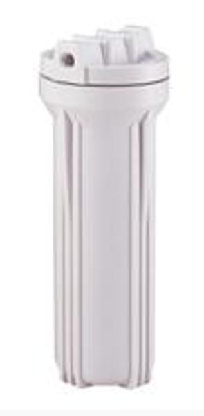 Filtro korpusas baltas