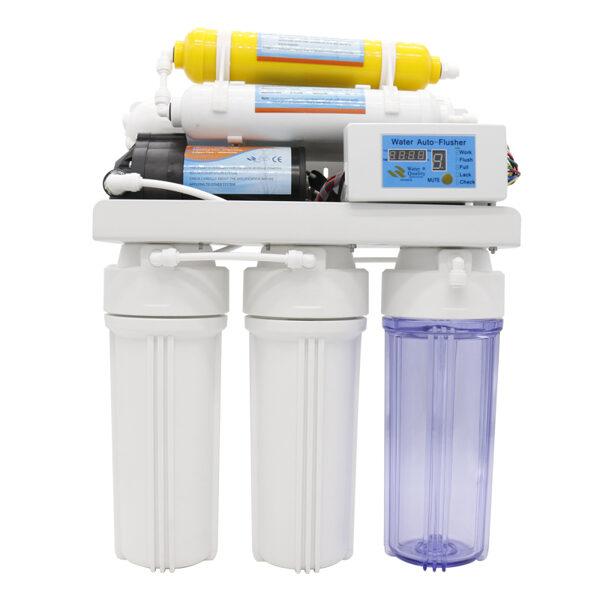 Vandens filtras RO-6 (su valdymo skydeliu)