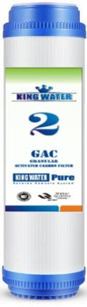 Granuliuotos anglies filtro kasetė (RO)