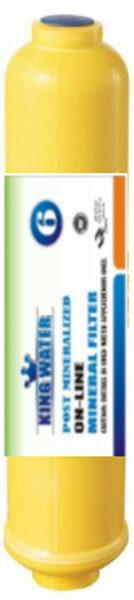 RO mineralizacijos  kasetė