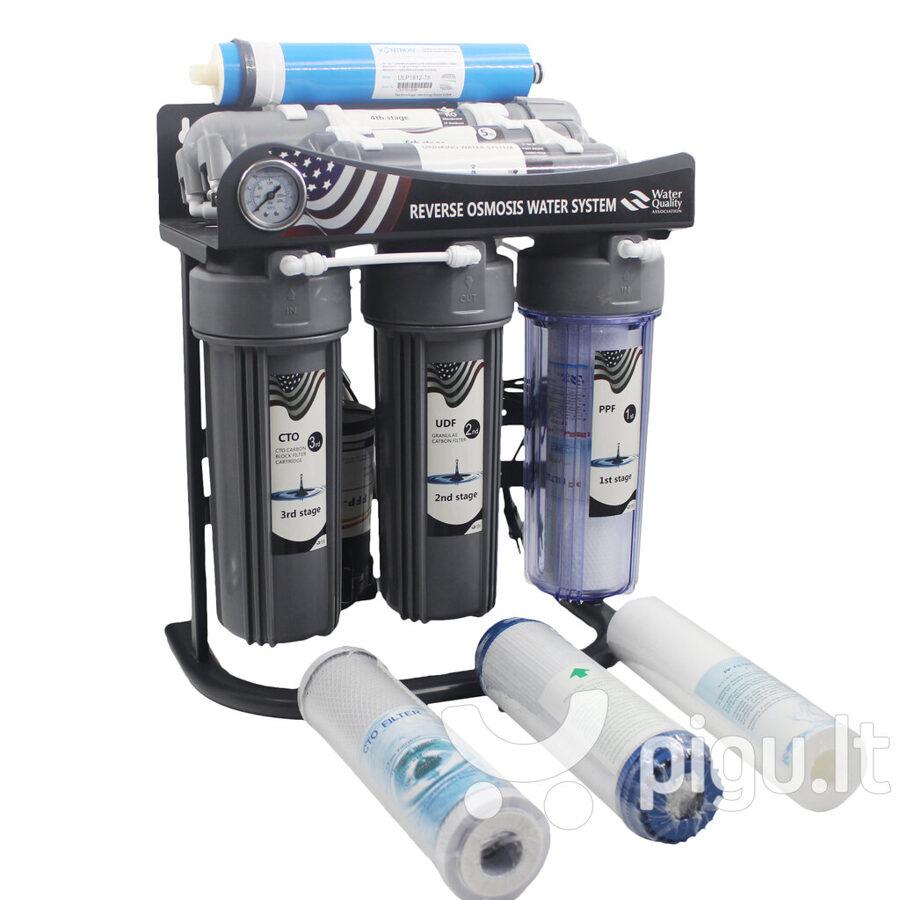 Water Filter Cartridge PP+GAC/UDF+CTO